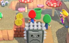 Super Mario arriva in Animal Crossing: New Horizon