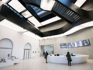 Il Maxxi entra a far parte del Google Art Project