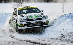 Arctic Rally: in Lapponia Movisport domina la WRC-2