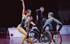 A Genova la World Para Dance Sport Cup