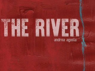 La cover dell'EP The River di Andrea Agosta