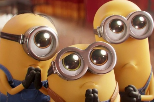 L'uscita di Minions: The Rise of Gru slitta al 2022