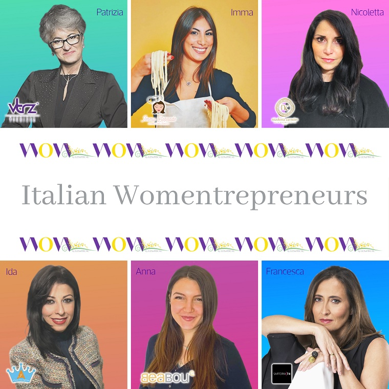 Al via WOW - Women on Women, la challenge tra imprenditrici