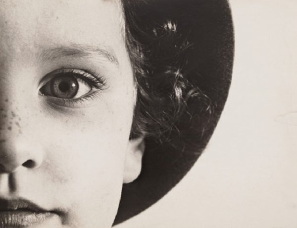 Max Burchartz, Lotte (Eye), 1928, Stampa alla gelatina ai sali d'argento, 30.2 x 40 cm The Museum of Modern Art, New York, Thomas Walther Collection