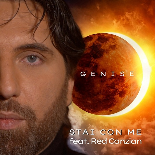 Cover stai con me Genise featuring Red Canzian, musica