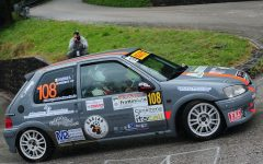 International Rally Cup 2021, motori