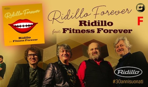 Ridillo feat fitness forever
