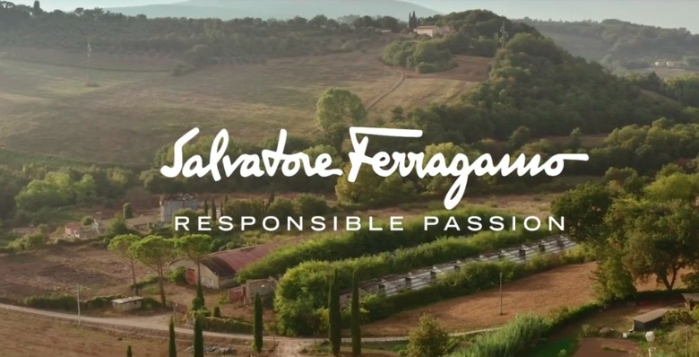 Salvatore Ferragamo sostenibilità, piattaforma Sustainable thinking