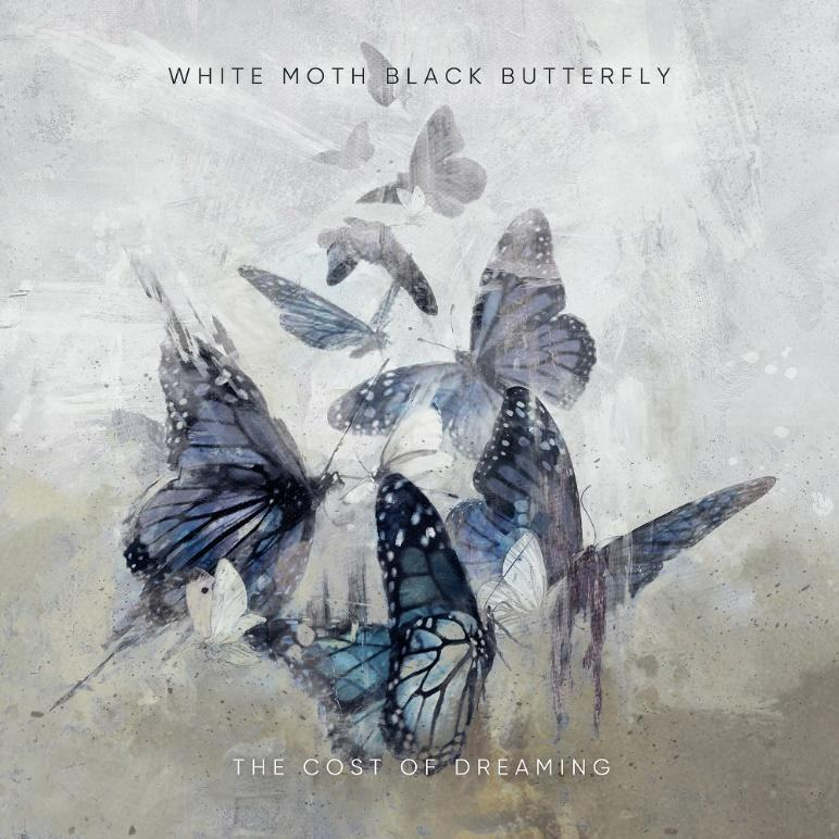 Cover singolo White Moth Black Butterfly, musica