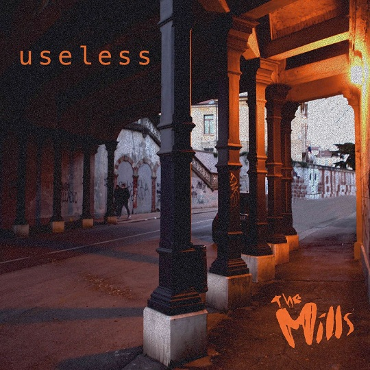Cover Useless The Mills, musica
