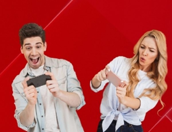Videogiochi gaming game now vodafone 5g