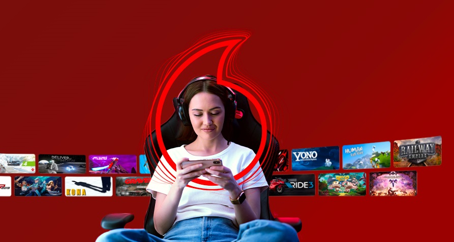 Game Now Vodafone
