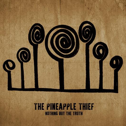 Cover Pineapple Thief, musica