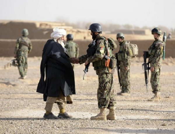 Truppe Nato in Afghanistan