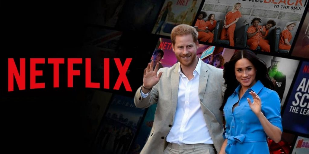 Harry e Meghan, Netflix