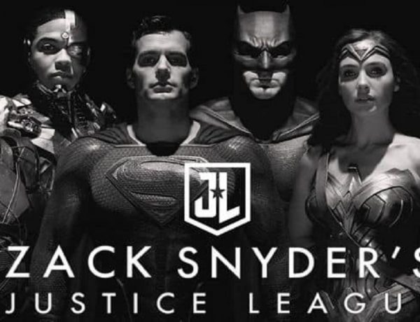 Zack Snyder's Justice League, film