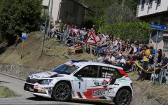 Pierotti rally abetone