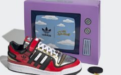 Adidas e The Simpsons lanciano le sneakers birra Duff
