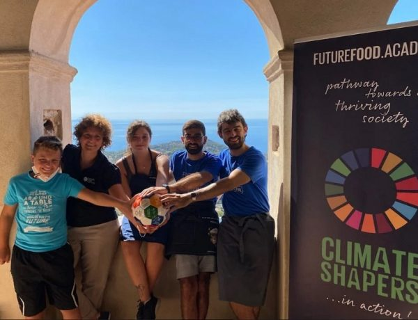 Food & Climate Shapers Boot Camp
